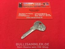 Schlüsselrohling - Profil H - ORIGINAL VW Rohling (-134)