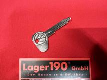 Schlüsselrohling - Profil A - ORIGINAL VW Rohling (-136)