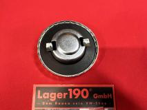 VW Käfer 60-67, Karmann, VW Bus T1 Tankdeckel matt 60mm (0492)