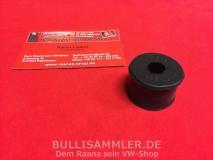 VW Käfer, Bus T1, T2 Gummibuchse Stoßdämpfer + Hebel für Ausgleichsfederstab (45-459)