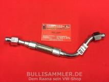 Ölrücklaufleitung für Turbolader vom VW Bus T3 1.6TD (-468)