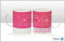 Tasse / Becher VW Bus Bulli T1