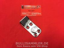 VW Käfer 08/66- Schloßfänger Fahrertür Schließkeil links