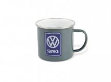 Becher VW Service emailliert (-044)