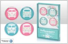 Magnetset Magnet VW Bus Bulli T1