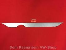 VW Bus T1 Rep.-Blech Heckabschlussblech unter Stoßstange hinten