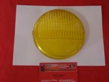 Glas für Nebelscheinwerfer gelb Porsche 911 (64-77) NOS HELLA