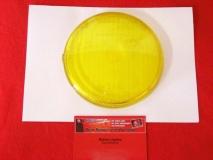 Glas für Fernscheinwerfer gelb Porsche 911 (64-77) NOS HELLA (-067)