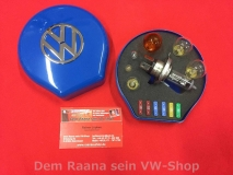 Original VW Glühlampen Set H4 12V Box Lampensatz (-150)