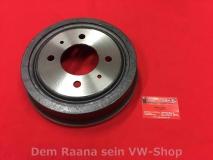 Bremstrommel hinten für VW Typ3 66-74 und VW 411/412, LK 4x130 (1282)