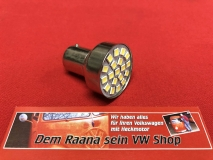 LED Lampe Rücklicht für VW Käfer Bus 12V 21/5W Bremslicht (-168)