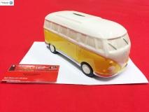 Spardose VW Bus T1 gelb