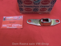 Schließplatte Schiebetür für VW Bus T2 Fernbetätigungsschloß ORIGINAL VW (13-160)