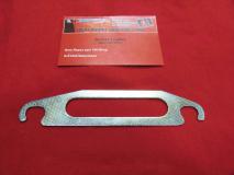 Unterlage Schließplatte für VW Bus T2 Fernbetätigungsschloß Schiebetür (-161)