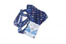 Einkaufstasche T1 blau