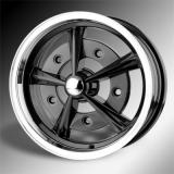 Rader JBW schwarz/poliert 5x205 in 5.0x15 - ohne TÜV -