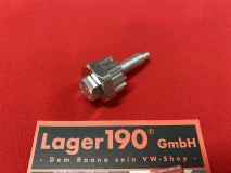 Spannschraube Lichtmaschine für VW Golf Jetta Bus T4 Schraube Generator (45-573)
