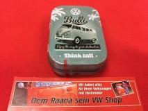 Pillendose / Blechdose m. Pfefferminzdragees VW Bus T1 Volkswagen Bulli