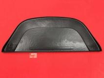 Abdeckung Stauraum Hutablage für VW Käfer Rückbank schwarzer Stoff (3145)