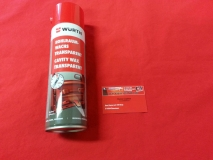 WÜRTH Hohlraumwachs Hohlraumschutz Spray 500ml VW Käfer Bus Transparent (96-004)