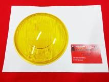 Lampenglas gelb Scheinwerfer BMW R24-R69 Motorrad NSU DKW BOSCH NOS (-081)