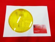 Lampenglas gelb H4 Scheinwerfer BMW Motorrad R50 R60 R75 Hercules BOSCH NOS (-083)
