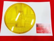 Lampenglas gelb H4 Scheinwerfer BMW Motorrad R80 R100 Boxer BOSCH NOS (-086)
