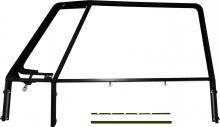 VW Bus T1 Türfensterrahmen Fensterrahmen Fahrer-/Beifahrertür schwarz grundiert
