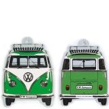 Lufterfrischer VW Bus T1 grün (grüner Apfel) (07-053)