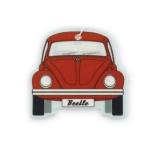 Lufterfrischer VW Käfer rot (Melone) (07-060)