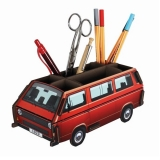 VW Bus T3 Stiftebox rot