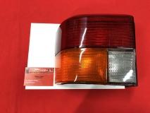 VW Bus T4 Rücklicht rot/weiß/orange links mit E-Prüfzeichen (-672)