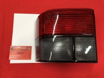 VW Bus T4 Rücklicht rot/schwarz links mit E-Prüfzeichen (-674)