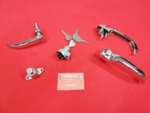 Türgriffe Set gleichschließend für VW Bus T1 08/63-07/66, PREMIUM, Deutsche Qualität (15-002)