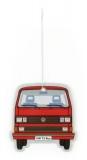 Lufterfrischer VW Bus T3 rot (Vanille) (07-072)