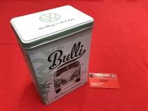 VW Bus T1 Bulli Metall-Vorratsdose L Dose Blechdose (-052)