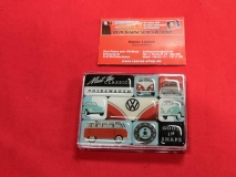 VW Käfer Bus T1 Magnet-Set Retro Meet the Classics (62-086)