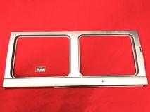 Rep.-Blech Außenblech Fenster (Zwei Fenster) rechts für VW Bus T1 (0890-237)