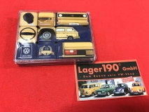 VW Bus T3 Magnetset