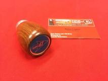Schaltknauf 10mm Gewinde Flat4 GT aus Rosenholz (9550)
