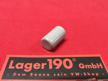 Knopf Handbremshebel grau für VW Käfer 56-, Bus T1 Handbremse (17-203)