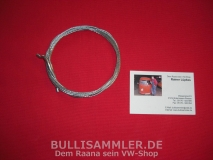 VW Käfer ab 08/71, auch 1302 + 1303, Gaszug Gasseil (0910)
