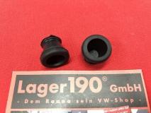 Bosch Kabeldurchführung für Scheinwerfer, Gummitülle (paar) (31-117)