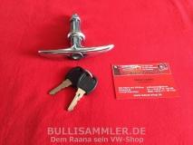 VW Käfer 01/53-07/63 Motorhaubenschloss Schloss (0428)