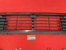 SET Scheinwerfer eckig + Kühlergrill ohne Emblem VW Bus T3 79-92 (81-210)