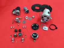 Umbausatz 6 auf 12 Volt mit Drehstromlichtmaschine *fahrzeugspezifisches Angebot*