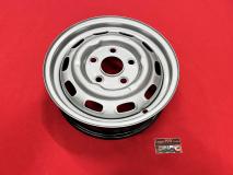 Stahlfelge 4.5x15 5x130 ET42 Porsche 356C 901 911 912 - mit TEILEGUTACHTEN (54-038)
