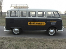 VW Bus T1, T2, 3-reihiger Dachgepäckträger Westfalia Repro (0487-2)