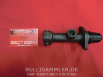 Hauptbremszylinder 17mm Einkreis für VW Käfer Karmann 6/64-7/66 (1201)