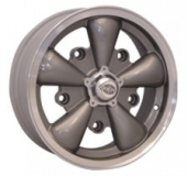 JBW EMPI 5-Spoke 5x205, 5.5x15 anthrazit - ohne TÜV -
